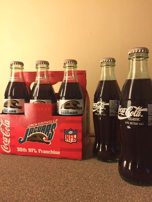 1993 Jaguars Coca Cola Classic for Sale in Jacksonville, FL