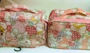 Sanrio bunny matching cosmetic bags for Sale in Mount Vernon, WA