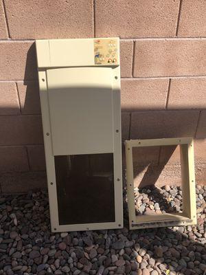 High Tech Pet Door for Sale in North Las Vegas, NV
