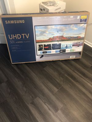 Samsung 50 inch smart tv for Sale in Westerville, OH