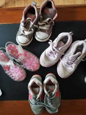 Toddler girls shoes for Sale in Chesapeake, VA