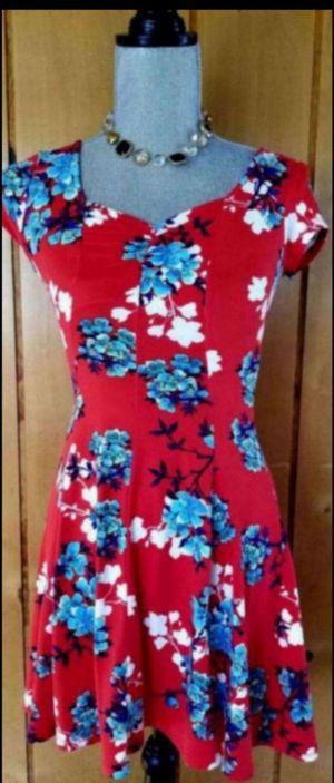 Red flower dress for Sale in Phoenix, AZ