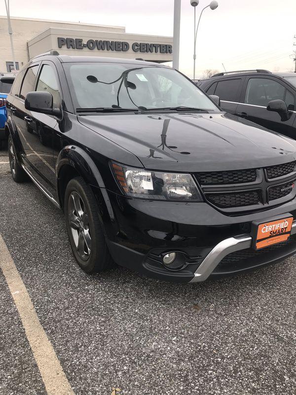 2017 Dodge Journey only 15k Miles Gr8 Price!