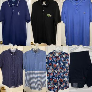 Authentic Brand Men's Shirts $10 Each! for Sale in Conyers, GA