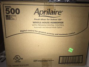 Aprilaire while house humidifier for Sale in Hoschton, GA