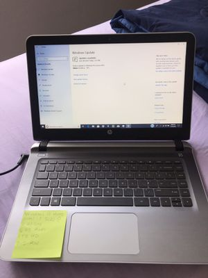 Hp Pavilion Notebook for Sale in Woodbury, NJ