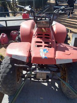 1985 /?? Susuki/china quadruner 250 cc for Sale in Pomona,  CA