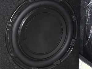 10 in Polk Audio subwoofer for Sale in San Diego, CA