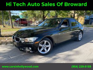 2014 BMW 3 Series Gran Turismo for Sale in Hollywood, FL