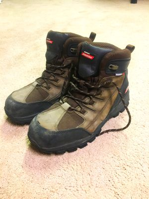 Dickies Steel Toe Boots 9.5 Men's for Sale in Denver, CO