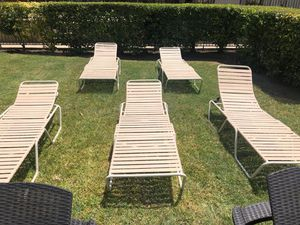 Only 3 pool chaises remaining!!! for Sale in San Antonio, TX