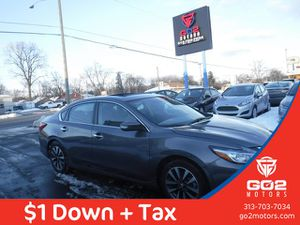 2017 Nissan Altima for Sale in Detroit, MI