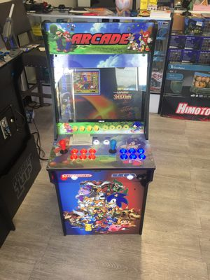CUSTOM 🕹 ARCADE 🕹 CABINET 15,000 GAMES for Sale in Chino Hills, CA