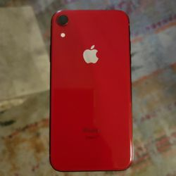 iPhone XR Red / UNLOCKED / 64 GB / Like New Condition! (Price Firm) for Sale in Chicago,  IL