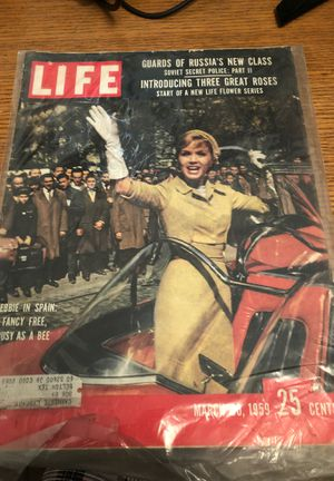 March 1959 Life Magazine for Sale in Garden Valley, CA