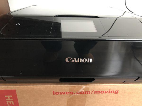 Cannon 4-1 printer, copier, fax, scanner