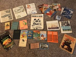Free Vintage books and magazines for Sale in Tacoma, WA