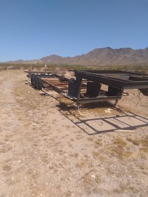 40 ft trailer with 3 axels FRAME for Sale in Phoenix, AZ