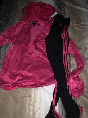 Woman's Adidas Jacket and Pants for Sale in Pittsburgh, PA