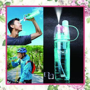 NEW SPRAY DRINK WATER BOTTLE DRINK SPORT BLUE for Sale in Las Vegas, NV