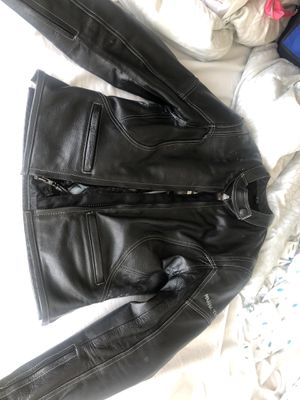 Lady's Motorcycle Jacket for Sale in Pflugerville, TX
