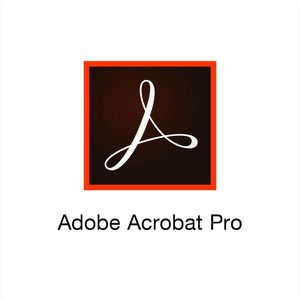 Adobe Acrobat Pro 2020 for Sale in San Diego, CA