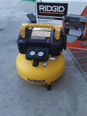 DEWALT 6 Gal. 165 PSI Electric Pancake Air Compressor for Sale in Garden Grove, CA