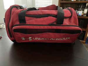 Under Armor Duffle Bag for Sale in San Diego, CA