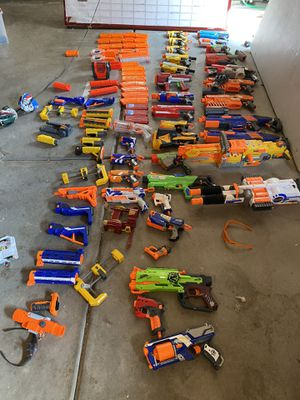Birthday party Nerf gun drop for Sale in Thornton, CO