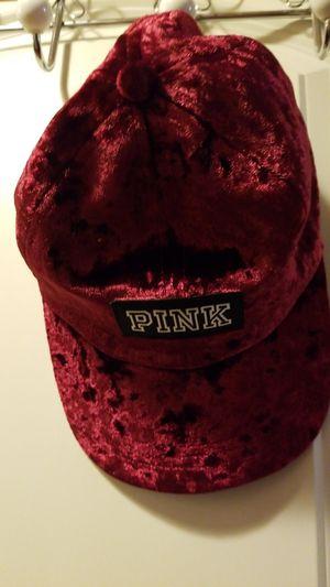 Brand new pink velvet burgundy hat for Sale in Graymoor-Devondale, KY