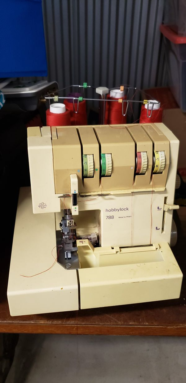 Hobbylock 788 Serger Sewing Machine