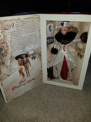 Matel 1995 Holiday Memories Barbie Doll for Sale in Lake Alfred, FL