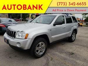 2005 Jeep Grand Cherokee for Sale in Chicago, IL