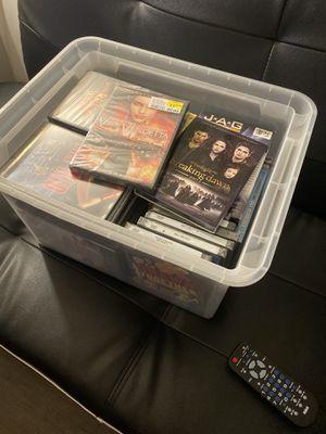 50 brand new DVDs for Sale in Montebello, CA