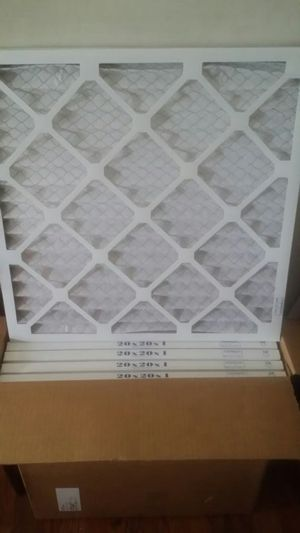 Air filters 20x20x1 for Sale in Brookeville, MD
