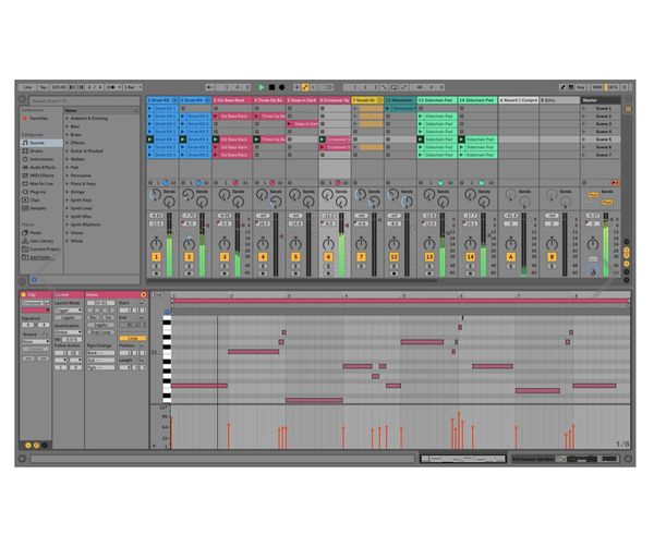 Music software software available