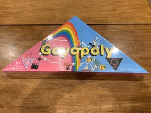 Rare Gayopoly Board Game LGBT Pride Slypuss Productions Brand New Sealed for Sale in Fremont, CA