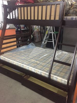 Bunk bed Twin/Full for Sale in Seattle, WA