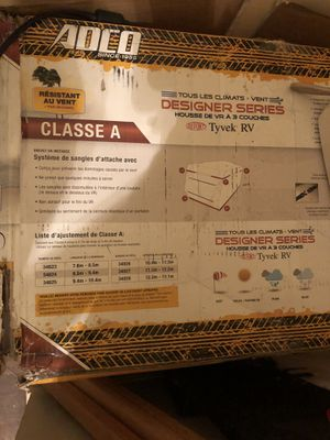 Class A Rv cover for Sale in Indianapolis, IN