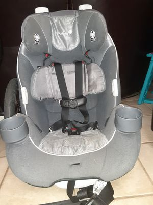 Safety 1st 3 in 1 Car Seat Gray for Sale in Riverview, FL