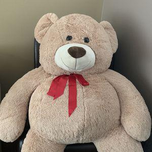 Huge Plush Teddy Bear for Sale in Silverado, CA