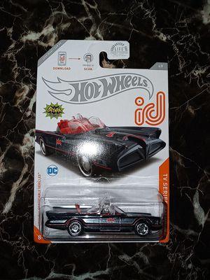 Hot wheels Batmobile id car for Sale in Huntington Park, CA