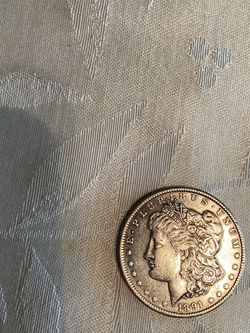 1891 Morgan Silver Dollar for Sale in Casselberry,  FL