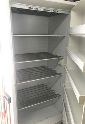 Clean stand up freezer $650 OBO for Sale in Dunedin, FL