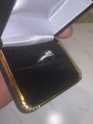 Diamond promise ring for Sale in Buckeye, AZ