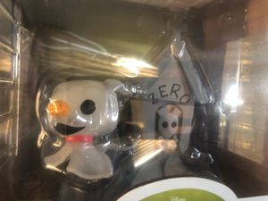 Nightmare Before Christmas Zero funko pop for Sale in San Jose, CA