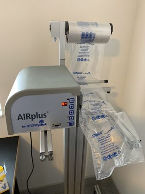 AirPlus Mini Pillow Packaging System for Sale in Boca Raton, FL