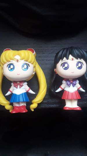 Sailor Moon Vinyl Figures for Sale in Bronx, NY