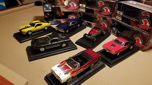 Matco 1/18 scale Diecast Muscle Cars for Sale in Mound City, MO