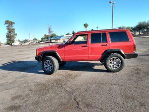 Jeep cherokee xj for Sale in Glendale, AZ